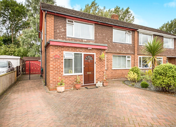 Thumbnail 5 bedroom semi-detached house for sale in Lugano Road, Bramhall, Stockport