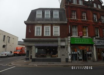 Thumbnail 1 bed flat to rent in High Street, High Barnet, London