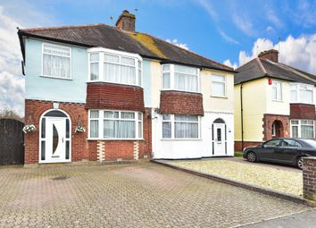 Thumbnail 3 bed semi-detached house for sale in Peterborough Road, Guildford