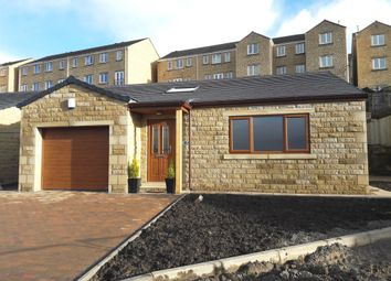 Thumbnail 2 bed detached bungalow for sale in Old Willow Close, New Lane, Whitegate, Halifax