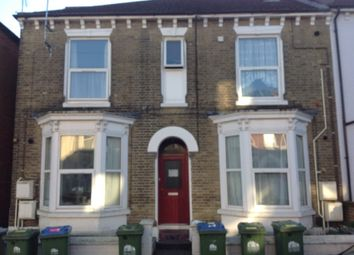 Thumbnail 1 bed flat to rent in Ordnance Road, Southampton