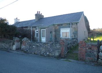 Thumbnail 2 bed semi-detached house for sale in Llwybr Main, Mynydd Llandygai, Bangor, Gwynedd