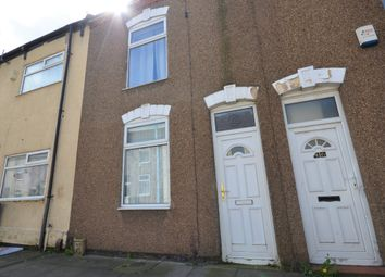 Thumbnail 3 bed terraced house for sale in Tunnard Street, Grimsby