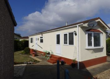 Thumbnail 2 bed mobile/park home for sale in Heathlands Park, Ipswich, Suffolk