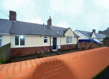 Thumbnail 3 bedroom semi-detached bungalow to rent in Whitehouse Avenue, Burnhope, Durham