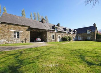 Thumbnail 4 bed farmhouse for sale in La Cheze, 22210, France