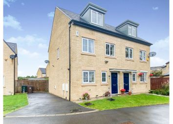 Thumbnail 3 bed semi-detached house for sale in Beck Bridge Close, Allerton