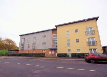 Thumbnail 2 bed flat for sale in Cumberland House, Howe Road, Gosport