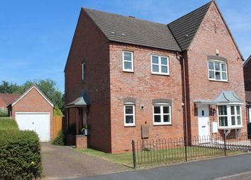 Thumbnail 2 bed semi-detached house to rent in Tythe Barn Lane, Dickens Heath, Shirley, Solihull