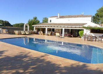 Thumbnail 4 bed villa for sale in San Clemente, Mahon, Balearic Islands, Spain