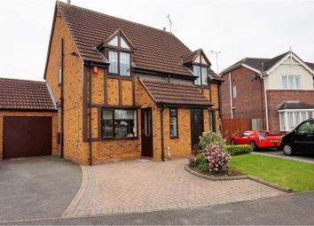 Thumbnail 2 bed semi-detached house for sale in Eaton Close, Hatton