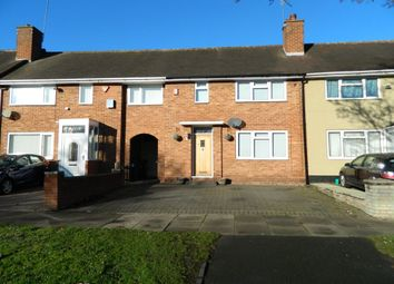 Thumbnail 2 bed terraced house for sale in Brownfield Road, Birmingham