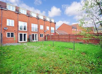Thumbnail 4 bed town house for sale in Aspen Drive, Whitfield, Dover, Kent