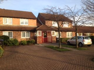 Thumbnail 1 bed flat to rent in Crossfields, Coulby Newham, Middlesborough