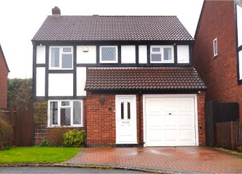 Thumbnail 4 bed detached house for sale in Dukeries Lane, Oakwood