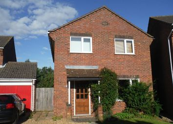 Thumbnail 4 bedroom detached house to rent in Crane Street, Brampton, Huntingdon