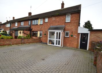 Thumbnail 3 bed end terrace house for sale in Kestrel Road, Ipswich