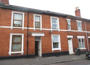Thumbnail 5 bed terraced house for sale in Lyndhurst Street, Derby