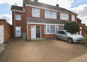 Thumbnail 4 bedroom semi-detached house for sale in Brooke Avenue, Stamford