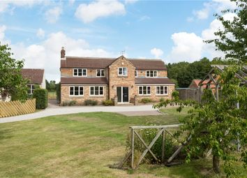 Thumbnail 6 bed detached house for sale in Bolton Lane, Wilberfoss, York, East Yorkshire
