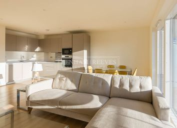 Thumbnail 3 bed flat to rent in Royal Arsenal Riverside, Woolwich