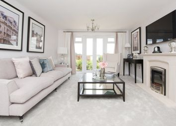 "Thumbnail 4 bed detached house for sale in ""Winstone"" at Brookfield, Hampsthwaite, Harrogate"