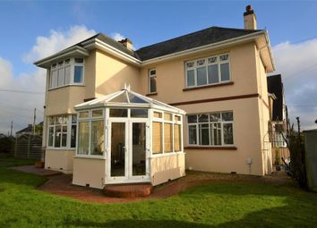 Thumbnail 3 bed detached house for sale in Plymbridge Road, Plympton, Plymouth, Devon