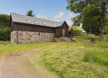 Thumbnail 5 bed detached house for sale in Kirkmichael, Blairgowrie, Perthshire