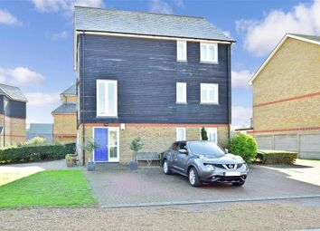 Thumbnail 3 bed detached house for sale in Waterside Close, Faversham, Kent
