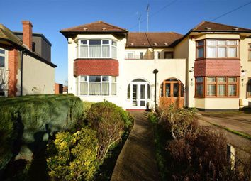 Thumbnail 3 bedroom semi-detached house for sale in Stradbroke Grove, Clayhall, Essex