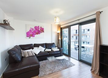 Thumbnail 1 bed flat to rent in Surrey Quays Road, London