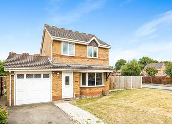 Thumbnail 3 bed detached house for sale in Meadow Way, Gobowen, Oswestry
