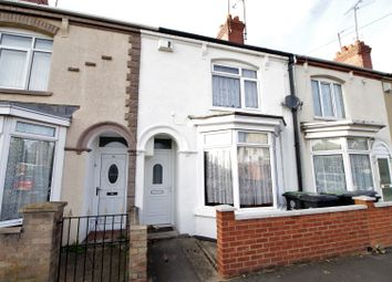 Thumbnail 3 bed terraced house for sale in Ealing Terrace, Rushden