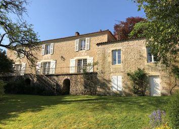 Thumbnail 5 bed property for sale in Chaille Les Marais, Pays-De-La-Loire, 85450, France
