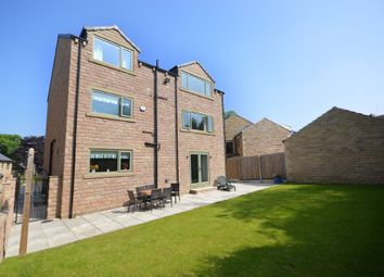 Thumbnail 5 bedroom detached house for sale in Acorn Croft, Fenay Bridge, Huddersfield, West Yorkshire