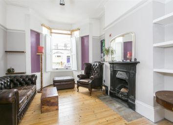 Thumbnail 3 bedroom terraced house to rent in Sydner Road, Stoke Newington