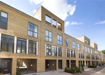 Thumbnail 4 bed terraced house to rent in Plantation Avenue, Trumpington, Cambridge