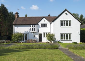 Thumbnail 5 bed detached house for sale in Main Street, Newtown Linford, Leicester