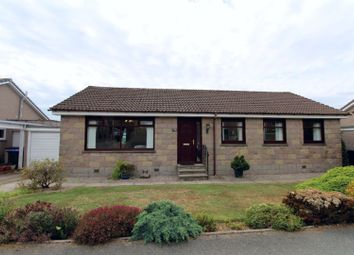 Thumbnail 3 bed detached bungalow for sale in Eastside Green, Westhill