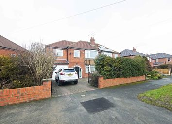 Thumbnail 4 bed semi-detached house for sale in 18, Wynford Mount, West Park, Leeds, West Yorkshire