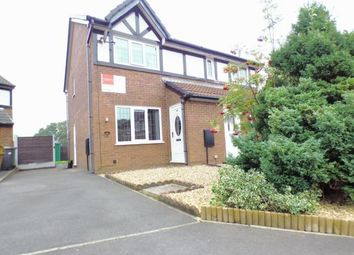 Thumbnail 2 bedroom semi-detached house for sale in The Campions, Lea, Preston, Lancashire