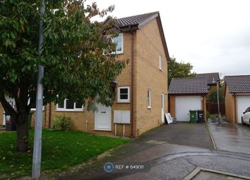 Thumbnail 3 bed terraced house to rent in Bowness Way, Peterborough