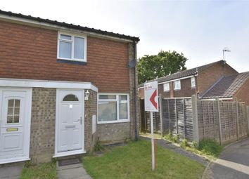 Thumbnail 2 bed end terrace house for sale in Kingsley Road, Horley