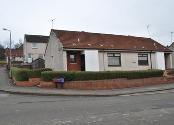 Thumbnail 1 bed semi-detached bungalow for sale in Ten Acres, Sauchie