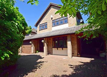 Thumbnail 4 bed detached house for sale in Downham Road, Ramsden Heath, Billericay, Essex