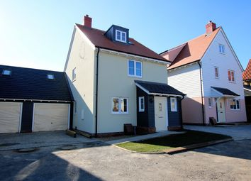Thumbnail 4 bed link-detached house for sale in Dunmow Road, Little Canfield, Dunmow