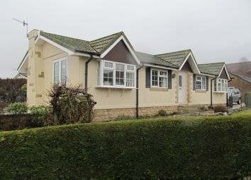 Thumbnail 2 bed mobile/park home for sale in Dales View Park (Ref 5843), Salterforth, Barnoldswick, Lancashire