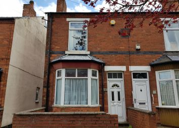 Thumbnail 2 bedroom semi-detached house for sale in Beresford Street, Mansfield