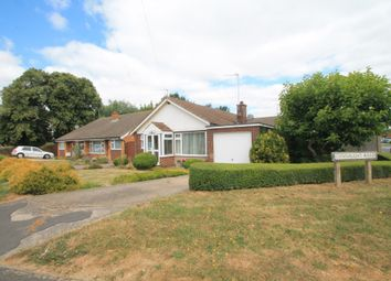 Thumbnail 3 bed detached bungalow for sale in Broughton Avenue, Aylesbury, Buckinghamshire