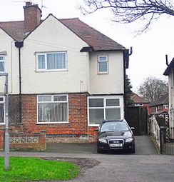 Thumbnail 3 bedroom semi-detached house for sale in Kenilworth Ave, Derby